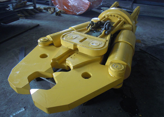 Komatsu PC300 Demolition shear crusher pulveriser